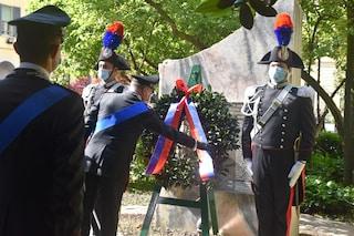 Milano, i carabinieri festeggiano i 207 anni dell'Arma ricordando anche le vittime del Covid
