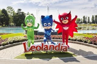 Riapre il parco di divertimenti Leolandia, il più amato d'Italia