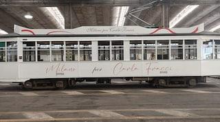 Carla Fracci, pronto il tram dedicato alla stella della danza e al padre tranviere