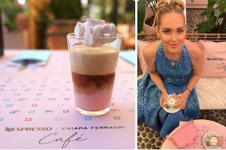 Abbiamo provato il caffè di Chiara Ferragni nel suo temporary bar di Milano: ecco com'è