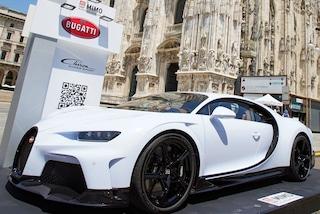 Arriva il Milano Monza Motor Show: auto di lusso e veicoli elettrici riempiono le vie della città