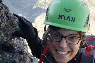 Precipita per seicento metri mentre scala il Gran Zebrù: Sandra muore a 26 anni