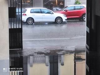 Forte temporale e grandine a Milano: dal pomeriggio prevista allerta meteo gialla