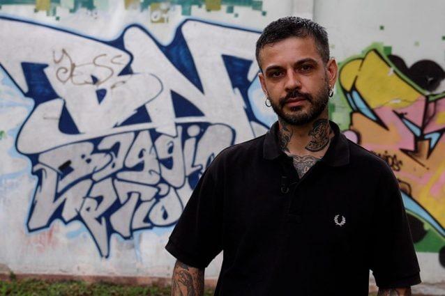 """La ripartenza di Entics, tra musica e tattoo: """"Vi faccio ballare come ai tempi di BaggioKillaSound"""""""