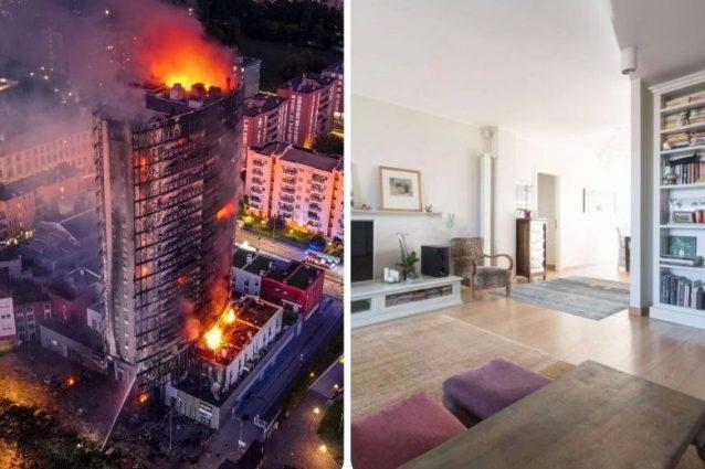 ncendio in via Antonini a Milano, nel grattacielo bruciato un appartamento venduto a 785mila euro