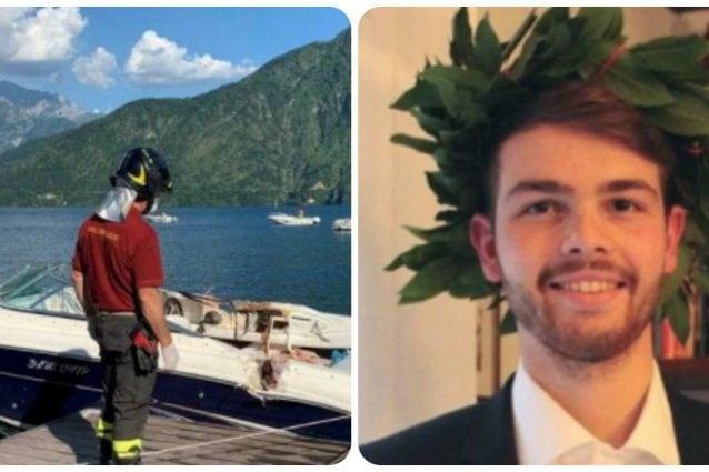 Incidente lago di Como, morto 22enne: chiesto giudizio immediato per la ragazza che guidava la barca