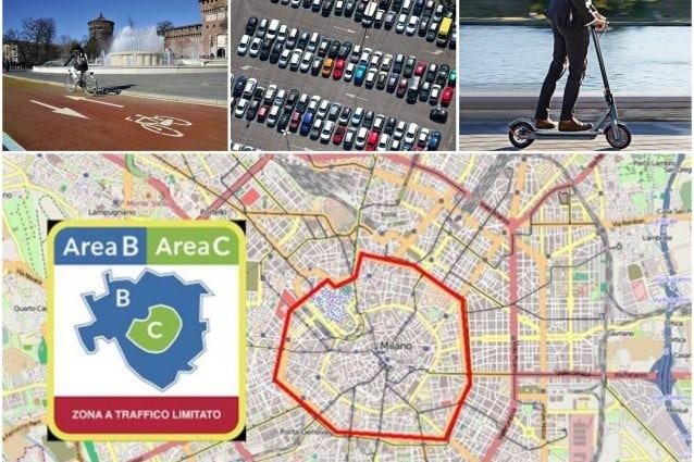 Elezioni Milano, il programma dei candidati sulla mobilità: chi è pro piste ciclabili e chi no