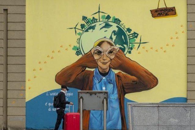 """Milano dedica un murale alla blogger Fraintesa, morta per tumore: """"Ci ha insegnato a viaggiare"""""""