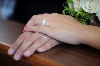 A Milano sempre meno matrimoni: non ci si sposa più, e chi dice sì lo fa dopo i 40 anni