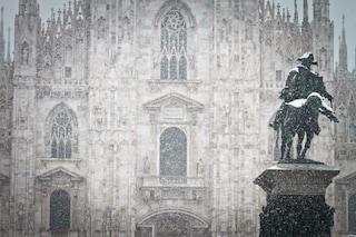 Meteo, a Milano è allerta neve: attivato dalla mezzanotte il centro operativo comunale