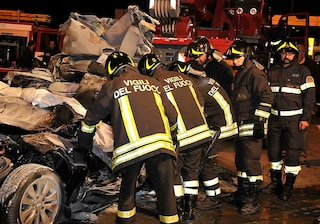 Cinghiali provocano incidente mortale sull'Autostrada A1 a Lodi: ecco come sono entrati gli animali