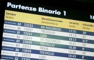 Sciopero Trenord, disagi e criticità in Lombardia: resta fermo il 70 per cento dei treni