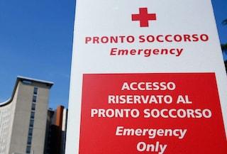 """Lombardia, pronto soccorso vicini al collasso: """"Serve un nuovo lockdown"""""""