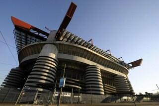 """Milano, lo stadio Meazza di San Siro sarà demolito? Sala: """"Preferirei di no, aspettiamo il progetto"""""""