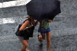 Allerta meteo a Milano: codice giallo per forti temporali