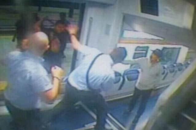 L'aggressione col machete al capotreno del giugno 2015