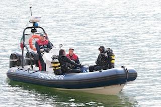 Donna rischia di annegare nel lago di Como: carabiniere fuori servizio la salva