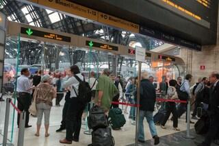 Milano, ladra incinta ruba il portafoglio ad una turista nella Stazione Centrale
