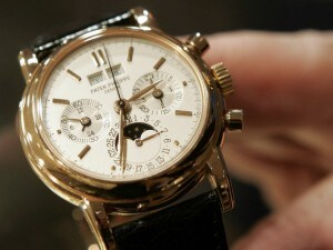Un orologio Patek Philippe (Getty images)