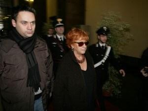 Il magistrato milanese Ilda Boccassini, al centro (LaPresse)