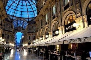 Cenone di Capodanno in Galleria a Milano: ecco quanto costa festeggiare al ristorante Savini