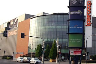 Tutti i negozi del Centro commerciale Sarca di Milano