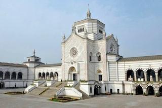 Milano, il Comune dà in concessione una tomba al Cimitero Monumentale per 900mila euro