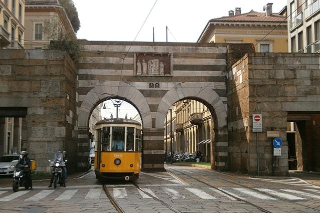 Porte di Milano: storici accessi alla città