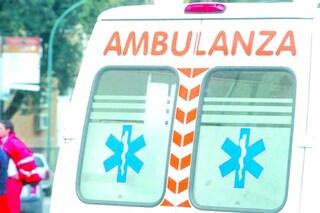 Mortara, bimba di un anno cade dalla sedia e picchia la testa: è gravissima