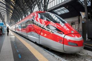 Guasto sulla linea ferroviaria Alta velocità vicino Milano: treni in ritardo di oltre un'ora