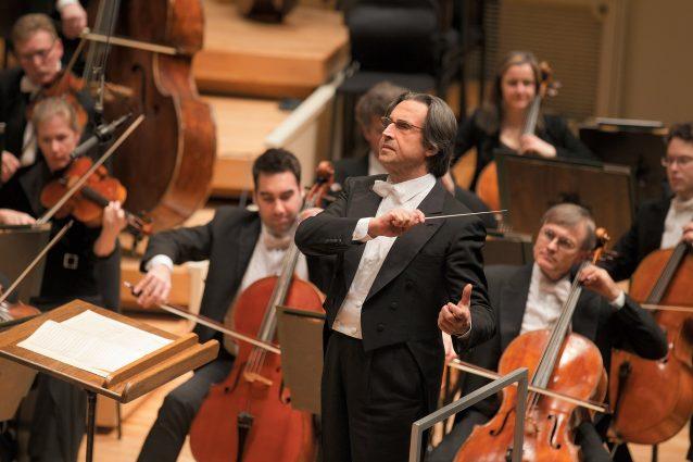 Riccardo Muti (Immagine d'archivio)
