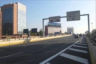 Milano, ragazzo investito da un furgone sul cavalcavia del Ghisallo: è grave