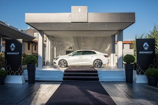 Fuorisalone 2017, un'auto come stanza d'albergo e 30 vetture per spostarsi da un evento all'altro