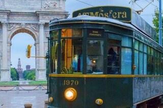 Cena sui tram ATMosfera a Milano: orari, prezzi, menù e prenotazioni