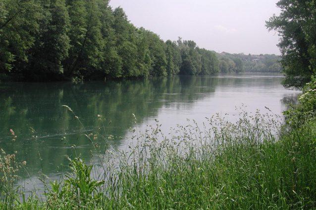 Cassano d'Adda, trovato un teschio umano vicino al fiume Adda
