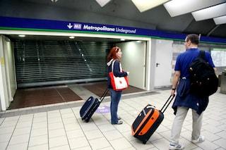 Sciopero Atm Milano: ferme per tutta la mattinata tre linee della metro