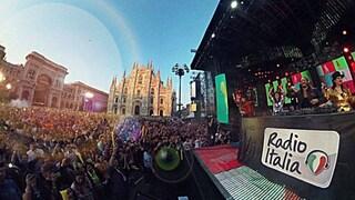 Milano, torna il concertone di Radio Italia: l'appuntamento è per il 27 maggio in piazza Duomo
