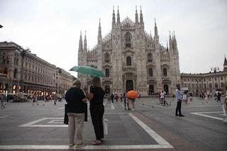 Meteo a Milano, le previsioni per il weekend tra nuvole e pioggia. Temperature ancora in calo