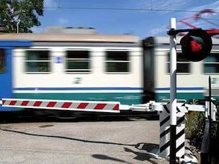 Castelleone, uomo travolto e ucciso da un treno nei pressi di un passaggio a livello