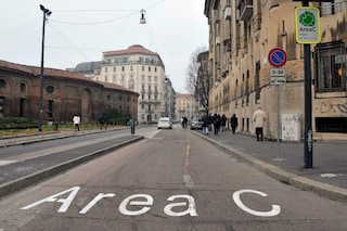 Milano, dopo il lockdown record di ingressi nell'Area C: intanto in città è allarme inquinamento