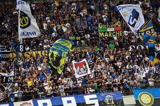 Inter-Eintracht a San Siro, è allerta: oltre 13mila tifosi tedeschi attesi a Milano