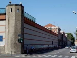 Il carcere di San Vittore a Milano