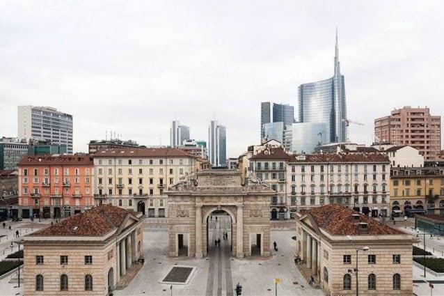 Lo scatto vincitore della call di Milano Meravigli: foto di Martino Lambezzi