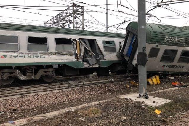 L'incidente ferroviario di Pioltello