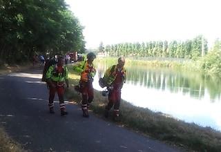 Tragedia a Monza: donna morta annegata nel canale Villoresi