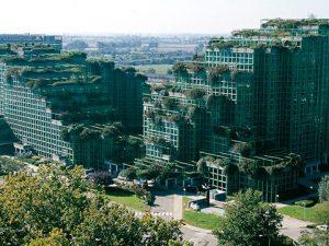 La sede dell'Eni a San Donato Milanese