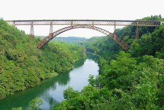 Riapre il ponte San Michele tra Paderno e Calusco d'Adda: novità sulla linea Milano-Bergamo