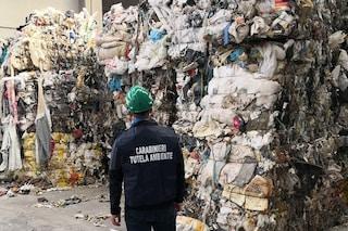 Sequestrata una discarica abusiva a Cornate d'Adda: centinaia di tonnellate di rifiuti