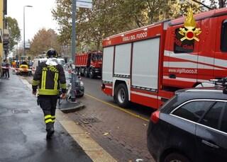 Fuga di gas a Milano: allarme in viale Toscana, sul posto i vigili del fuoco