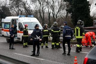 Schianto frontale tra due auto a Sabbio Chiese: donna muore per un malore dopo l'incidente